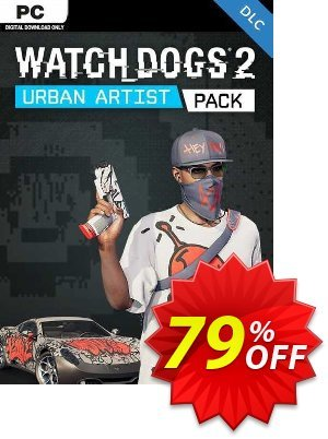 Watch Dogs 2 - Urban Artist Pack PC - DLC discount coupon Watch Dogs 2 - Urban Artist Pack PC - DLC Deal 2021 CDkeys - Watch Dogs 2 - Urban Artist Pack PC - DLC Exclusive Sale offer for iVoicesoft