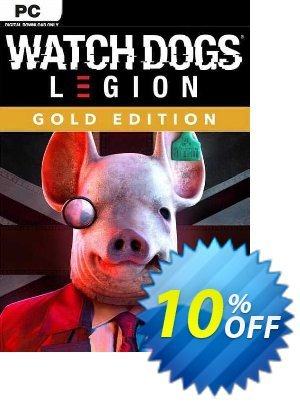 Watch Dogs: Legion - Gold Edition PC (EU) discount coupon Watch Dogs: Legion - Gold Edition PC (EU) Deal 2021 CDkeys - Watch Dogs: Legion - Gold Edition PC (EU) Exclusive Sale offer for iVoicesoft