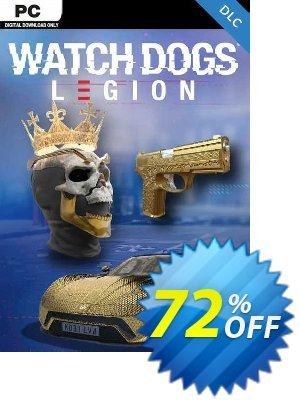 Watch Dogs: Legion PC - DLC (EU) discount coupon Watch Dogs: Legion PC - DLC (EU) Deal 2021 CDkeys - Watch Dogs: Legion PC - DLC (EU) Exclusive Sale offer for iVoicesoft