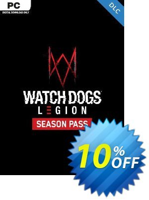 Watch Dogs: Legion Season Pass PC discount coupon Watch Dogs: Legion Season Pass PC Deal 2021 CDkeys - Watch Dogs: Legion Season Pass PC Exclusive Sale offer for iVoicesoft
