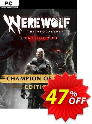 Werewolf: The Apocalypse Earthblood Champion of Gaia Edition PC discount coupon Werewolf: The Apocalypse Earthblood Champion of Gaia Edition PC Deal 2021 CDkeys - Werewolf: The Apocalypse Earthblood Champion of Gaia Edition PC Exclusive Sale offer for iVoicesoft