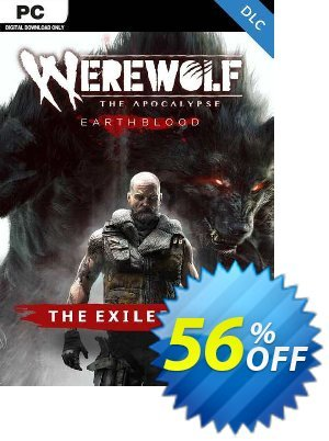 Werewolf: The Apocalypse - Earthblood The Exiled One PC - DLC Coupon, discount Werewolf: The Apocalypse - Earthblood The Exiled One PC - DLC Deal 2021 CDkeys. Promotion: Werewolf: The Apocalypse - Earthblood The Exiled One PC - DLC Exclusive Sale offer for iVoicesoft