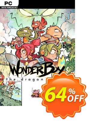 Wonder Boy The Dragons Trap PC 優惠券,折扣碼 Wonder Boy The Dragons Trap PC Deal 2021 CDkeys,促銷代碼: Wonder Boy The Dragons Trap PC Exclusive Sale offer for iVoicesoft