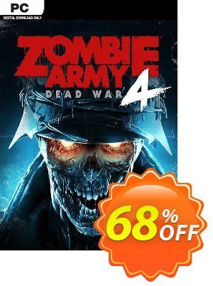 Zombie Army 4: Dead War PC Coupon, discount Zombie Army 4: Dead War PC Deal 2021 CDkeys. Promotion: Zombie Army 4: Dead War PC Exclusive Sale offer for iVoicesoft