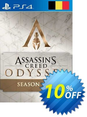 Assassin's Creed Odyssey - Season Pass PS4 (Belgium) discount coupon Assassin's Creed Odyssey - Season Pass PS4 (Belgium) Deal 2021 CDkeys - Assassin's Creed Odyssey - Season Pass PS4 (Belgium) Exclusive Sale offer for iVoicesoft