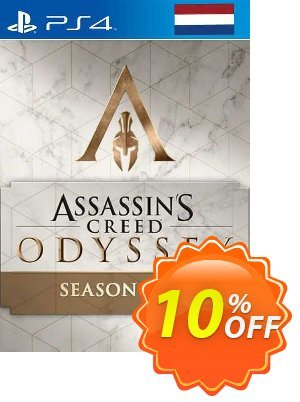 Assassin's Creed Odyssey - Season Pass PS4 (Netherlands) discount coupon Assassin's Creed Odyssey - Season Pass PS4 (Netherlands) Deal 2021 CDkeys - Assassin's Creed Odyssey - Season Pass PS4 (Netherlands) Exclusive Sale offer for iVoicesoft