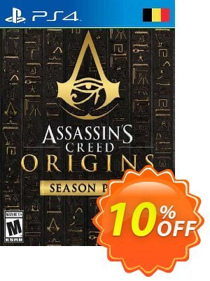 Assassin's Creed Origins Season Pass PS4 (Belgium) discount coupon Assassin's Creed Origins Season Pass PS4 (Belgium) Deal 2021 CDkeys - Assassin's Creed Origins Season Pass PS4 (Belgium) Exclusive Sale offer for iVoicesoft