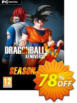 Dragon Ball Xenoverse Season Pass PC discount coupon Dragon Ball Xenoverse Season Pass PC Deal - Dragon Ball Xenoverse Season Pass PC Exclusive offer for iVoicesoft