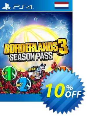 Borderlands 3 Season Pass PS4 (Netherlands) discount coupon Borderlands 3 Season Pass PS4 (Netherlands) Deal 2021 CDkeys - Borderlands 3 Season Pass PS4 (Netherlands) Exclusive Sale offer for iVoicesoft