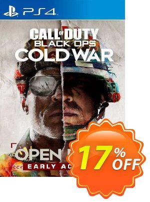 Call of Duty: Black Ops Cold War Beta Access PS4 (EU) discount coupon Call of Duty: Black Ops Cold War Beta Access PS4 (EU) Deal 2021 CDkeys - Call of Duty: Black Ops Cold War Beta Access PS4 (EU) Exclusive Sale offer for iVoicesoft