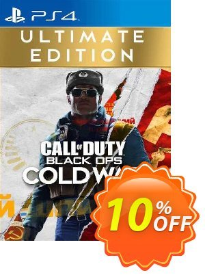 Call of Duty Black Ops Cold War - Ultimate Edition PS4/PS5 (EU) discount coupon Call of Duty Black Ops Cold War - Ultimate Edition PS4/PS5 (EU) Deal 2021 CDkeys - Call of Duty Black Ops Cold War - Ultimate Edition PS4/PS5 (EU) Exclusive Sale offer for iVoicesoft