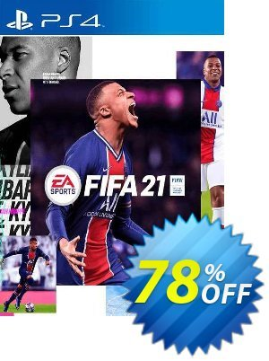 FIFA 21 PS4 (Asia) discount coupon FIFA 21 PS4 (Asia) Deal 2021 CDkeys - FIFA 21 PS4 (Asia) Exclusive Sale offer for iVoicesoft