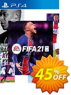 FIFA 21 PS4/PS5  (EU) discount coupon FIFA 21 PS4/PS5  (EU) Deal 2021 CDkeys - FIFA 21 PS4/PS5  (EU) Exclusive Sale offer for iVoicesoft
