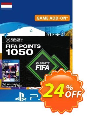 FIFA 21 Ultimate Team 1050 Points Pack PS4/PS5 (Netherlands) discount coupon FIFA 21 Ultimate Team 1050 Points Pack PS4/PS5 (Netherlands) Deal 2021 CDkeys - FIFA 21 Ultimate Team 1050 Points Pack PS4/PS5 (Netherlands) Exclusive Sale offer for iVoicesoft