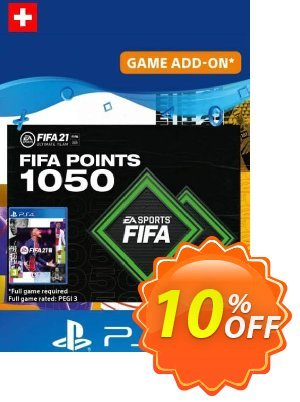 FIFA 21 Ultimate Team 1050 Points Pack PS4/PS5 (Switzerland) discount coupon FIFA 21 Ultimate Team 1050 Points Pack PS4/PS5 (Switzerland) Deal 2021 CDkeys - FIFA 21 Ultimate Team 1050 Points Pack PS4/PS5 (Switzerland) Exclusive Sale offer for iVoicesoft