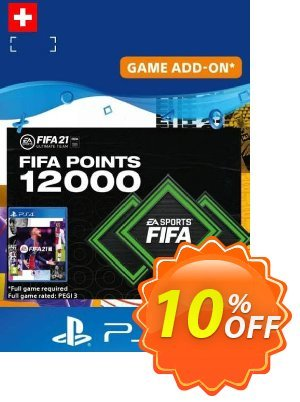 FIFA 21 Ultimate Team 12000 Points Pack PS4/PS5 (Switzerland) discount coupon FIFA 21 Ultimate Team 12000 Points Pack PS4/PS5 (Switzerland) Deal 2021 CDkeys - FIFA 21 Ultimate Team 12000 Points Pack PS4/PS5 (Switzerland) Exclusive Sale offer for iVoicesoft