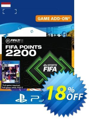FIFA 21 Ultimate Team 2200 Points Pack PS4/PS5 (Netherlands) discount coupon FIFA 21 Ultimate Team 2200 Points Pack PS4/PS5 (Netherlands) Deal 2021 CDkeys - FIFA 21 Ultimate Team 2200 Points Pack PS4/PS5 (Netherlands) Exclusive Sale offer for iVoicesoft