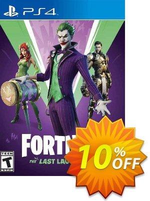 Fortnite: The Last Laugh Bundle PS4 (EU) discount coupon Fortnite: The Last Laugh Bundle PS4 (EU) Deal 2021 CDkeys - Fortnite: The Last Laugh Bundle PS4 (EU) Exclusive Sale offer for iVoicesoft