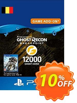 Ghost Recon Breakpoint - 12000 Ghost Coins PS4 (Belgium) discount coupon Ghost Recon Breakpoint - 12000 Ghost Coins PS4 (Belgium) Deal 2021 CDkeys - Ghost Recon Breakpoint - 12000 Ghost Coins PS4 (Belgium) Exclusive Sale offer for iVoicesoft