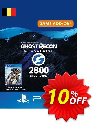 Ghost Recon Breakpoint - 2800 Ghost Coins PS4 (Belgium) discount coupon Ghost Recon Breakpoint - 2800 Ghost Coins PS4 (Belgium) Deal 2021 CDkeys - Ghost Recon Breakpoint - 2800 Ghost Coins PS4 (Belgium) Exclusive Sale offer for iVoicesoft