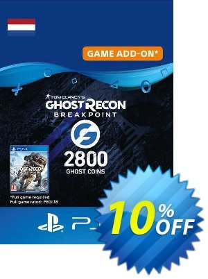 Ghost Recon Breakpoint - 2800 Ghost Coins PS4 (Netherlands) discount coupon Ghost Recon Breakpoint - 2800 Ghost Coins PS4 (Netherlands) Deal 2021 CDkeys - Ghost Recon Breakpoint - 2800 Ghost Coins PS4 (Netherlands) Exclusive Sale offer for iVoicesoft
