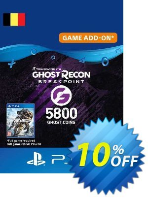 Ghost Recon Breakpoint - 5800 Ghost Coins PS4 (Belgium) discount coupon Ghost Recon Breakpoint - 5800 Ghost Coins PS4 (Belgium) Deal 2021 CDkeys - Ghost Recon Breakpoint - 5800 Ghost Coins PS4 (Belgium) Exclusive Sale offer for iVoicesoft