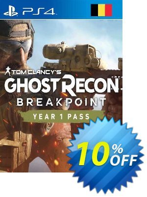 Ghost Recon Breakpoint - Year 1 Pass PS4 (Belgium) discount coupon Ghost Recon Breakpoint - Year 1 Pass PS4 (Belgium) Deal 2021 CDkeys - Ghost Recon Breakpoint - Year 1 Pass PS4 (Belgium) Exclusive Sale offer for iVoicesoft