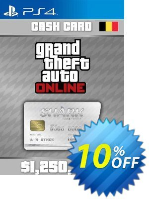 Grand Theft Auto Online Great White Shark Cash Card PS4 (Belgium) discount coupon Grand Theft Auto Online Great White Shark Cash Card PS4 (Belgium) Deal 2021 CDkeys - Grand Theft Auto Online Great White Shark Cash Card PS4 (Belgium) Exclusive Sale offer for iVoicesoft