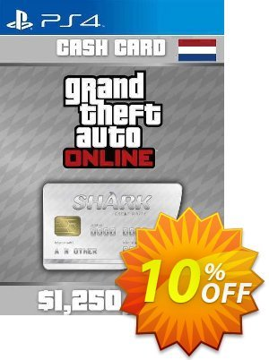 Grand Theft Auto Online Great White Shark Cash Card PS4 (Netherlands) discount coupon Grand Theft Auto Online Great White Shark Cash Card PS4 (Netherlands) Deal 2021 CDkeys - Grand Theft Auto Online Great White Shark Cash Card PS4 (Netherlands) Exclusive Sale offer for iVoicesoft