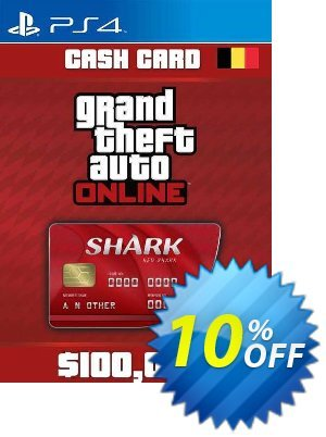 Grand Theft Auto Online Red Shark Cash Card PS4 (Belgium) discount coupon Grand Theft Auto Online Red Shark Cash Card PS4 (Belgium) Deal 2021 CDkeys - Grand Theft Auto Online Red Shark Cash Card PS4 (Belgium) Exclusive Sale offer for iVoicesoft