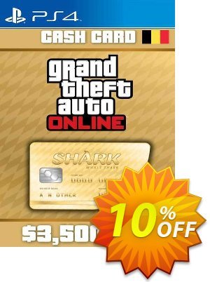 Grand Theft Auto Online Whale Shark Cash Card PS4 (Belgium) discount coupon Grand Theft Auto Online Whale Shark Cash Card PS4 (Belgium) Deal 2021 CDkeys - Grand Theft Auto Online Whale Shark Cash Card PS4 (Belgium) Exclusive Sale offer for iVoicesoft