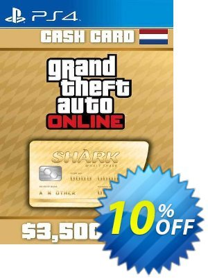 Grand Theft Auto Online Whale Shark Cash Card PS4 (Netherlands) discount coupon Grand Theft Auto Online Whale Shark Cash Card PS4 (Netherlands) Deal 2021 CDkeys - Grand Theft Auto Online Whale Shark Cash Card PS4 (Netherlands) Exclusive Sale offer for iVoicesoft