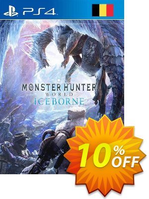Monster Hunter World- Iceborne PS4 (Belgium) discount coupon Monster Hunter World- Iceborne PS4 (Belgium) Deal 2021 CDkeys - Monster Hunter World- Iceborne PS4 (Belgium) Exclusive Sale offer for iVoicesoft