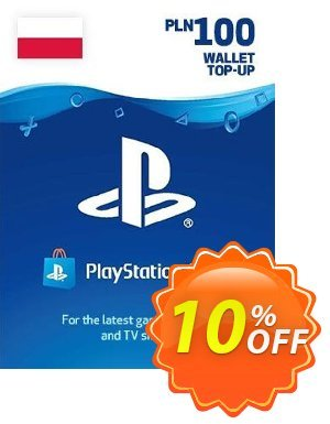 PlayStation Network (PSN) Card - 100 PLN (Poland) discount coupon PlayStation Network (PSN) Card - 100 PLN (Poland) Deal 2021 CDkeys - PlayStation Network (PSN) Card - 100 PLN (Poland) Exclusive Sale offer for iVoicesoft