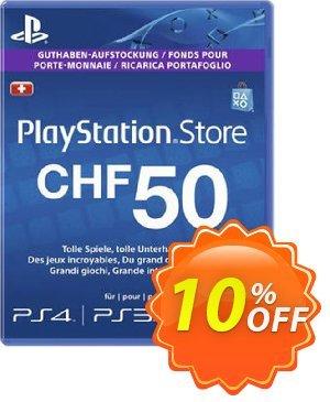PlayStation Network (PSN) Card - 50 CHF (Switzerland) discount coupon PlayStation Network (PSN) Card - 50 CHF (Switzerland) Deal 2021 CDkeys - PlayStation Network (PSN) Card - 50 CHF (Switzerland) Exclusive Sale offer for iVoicesoft
