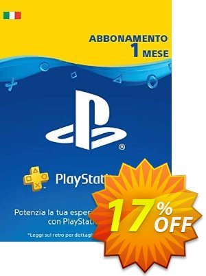 Playstation Plus - 1 Month Subscription (Italy) discount coupon Playstation Plus - 1 Month Subscription (Italy) Deal 2021 CDkeys - Playstation Plus - 1 Month Subscription (Italy) Exclusive Sale offer for iVoicesoft