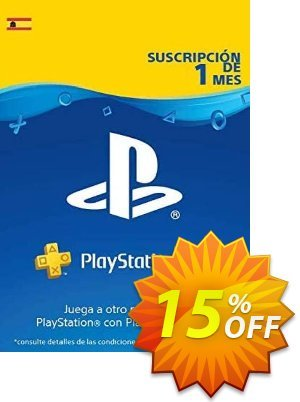 Playstation Plus - 1 Month Subscription (Spain) discount coupon Playstation Plus - 1 Month Subscription (Spain) Deal 2021 CDkeys - Playstation Plus - 1 Month Subscription (Spain) Exclusive Sale offer for iVoicesoft