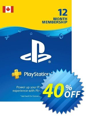 1-Year PlayStation Plus Membership (PS+) - PS3/PS4/PS5 (Canada) discount coupon 1-Year PlayStation Plus Membership (PS+) - PS3/PS4/PS5 (Canada) Deal 2021 CDkeys - 1-Year PlayStation Plus Membership (PS+) - PS3/PS4/PS5 (Canada) Exclusive Sale offer for iVoicesoft