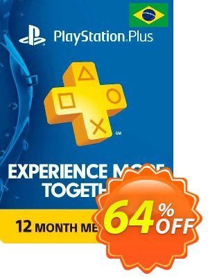 PlayStation Plus - 12 Month Subscription (Brazil) discount coupon PlayStation Plus - 12 Month Subscription (Brazil) Deal 2021 CDkeys - PlayStation Plus - 12 Month Subscription (Brazil) Exclusive Sale offer for iVoicesoft