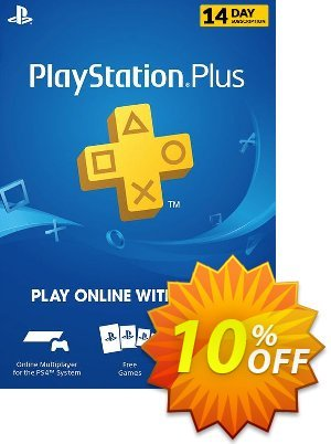 Playstation Plus (PS) - 14 Day Trial Subscription (ASIA) discount coupon Playstation Plus (PS) - 14 Day Trial Subscription (ASIA) Deal 2021 CDkeys - Playstation Plus (PS) - 14 Day Trial Subscription (ASIA) Exclusive Sale offer for iVoicesoft