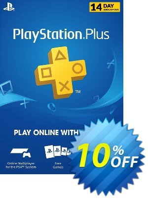 PlayStation Plus (PS) - 14 Day Trial Subscription (US) discount coupon PlayStation Plus (PS) - 14 Day Trial Subscription (US) Deal 2021 CDkeys - PlayStation Plus (PS) - 14 Day Trial Subscription (US) Exclusive Sale offer for iVoicesoft