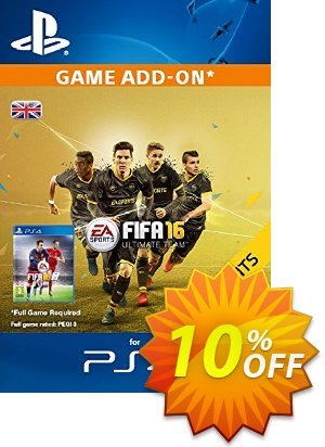 1050 FIFA 16 Points PS4 PSN Code - UK account discount coupon 1050 FIFA 16 Points PS4 PSN Code - UK account Deal 2021 CDkeys - 1050 FIFA 16 Points PS4 PSN Code - UK account Exclusive Sale offer for iVoicesoft