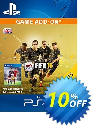 500 FIFA 16 Points PS4 PSN Code - UK account discount coupon 500 FIFA 16 Points PS4 PSN Code - UK account Deal 2021 CDkeys - 500 FIFA 16 Points PS4 PSN Code - UK account Exclusive Sale offer for iVoicesoft