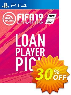 FIFA 19 Ultimate Team Loan Player Pick PS4 discount coupon FIFA 19 Ultimate Team Loan Player Pick PS4 Deal 2021 CDkeys - FIFA 19 Ultimate Team Loan Player Pick PS4 Exclusive Sale offer for iVoicesoft