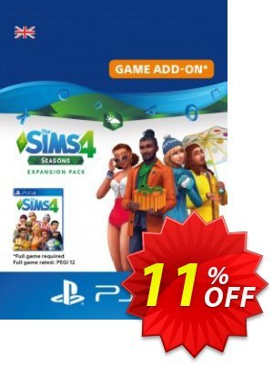 The Sims 4 - Seasons Expansion Pack PS4 discount coupon The Sims 4 - Seasons Expansion Pack PS4 Deal 2021 CDkeys - The Sims 4 - Seasons Expansion Pack PS4 Exclusive Sale offer for iVoicesoft