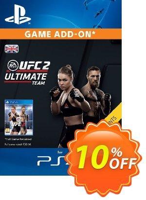 UFC 2 - 1600 Points PS4 discount coupon UFC 2 - 1600 Points PS4 Deal 2021 CDkeys - UFC 2 - 1600 Points PS4 Exclusive Sale offer for iVoicesoft