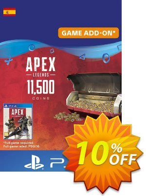 Apex Legends 11500 Coins PS4 (Spain) discount coupon Apex Legends 11500 Coins PS4 (Spain) Deal 2021 CDkeys - Apex Legends 11500 Coins PS4 (Spain) Exclusive Sale offer for iVoicesoft