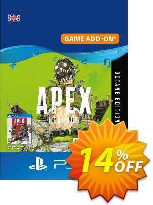 Apex Legends: Octane Edition PS4 UK discount coupon Apex Legends: Octane Edition PS4 UK Deal 2021 CDkeys - Apex Legends: Octane Edition PS4 UK Exclusive Sale offer for iVoicesoft