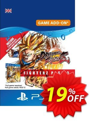 Dragon Ball Fighterz - Fighter pass 3 PS4 UK discount coupon Dragon Ball Fighterz - Fighter pass 3 PS4 UK Deal 2021 CDkeys - Dragon Ball Fighterz - Fighter pass 3 PS4 UK Exclusive Sale offer for iVoicesoft