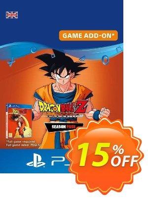 Dragon Ball Z Kakarot Season Pass PS4 (UK) discount coupon Dragon Ball Z Kakarot Season Pass PS4 (UK) Deal 2021 CDkeys - Dragon Ball Z Kakarot Season Pass PS4 (UK) Exclusive Sale offer for iVoicesoft